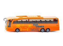 Siku Super zájezdový autobus Mercedes Benz 1:50