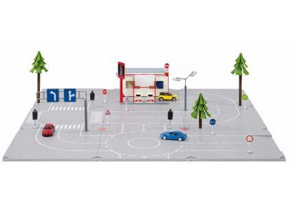 Siku World 5501 Startovací Set City + Dárek