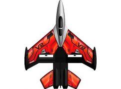 Silverit RC letadlo X-Twin Jet Červená - Poškozený obal červená