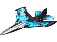 Silverit RC letadlo X-Twin Jet Modrá