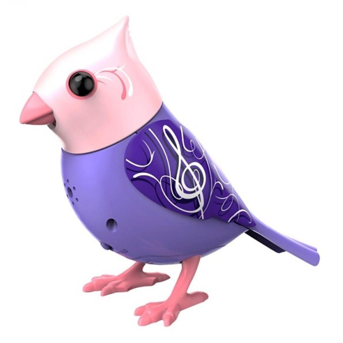 Silverlit DigiBirds Ptáček - Fialová