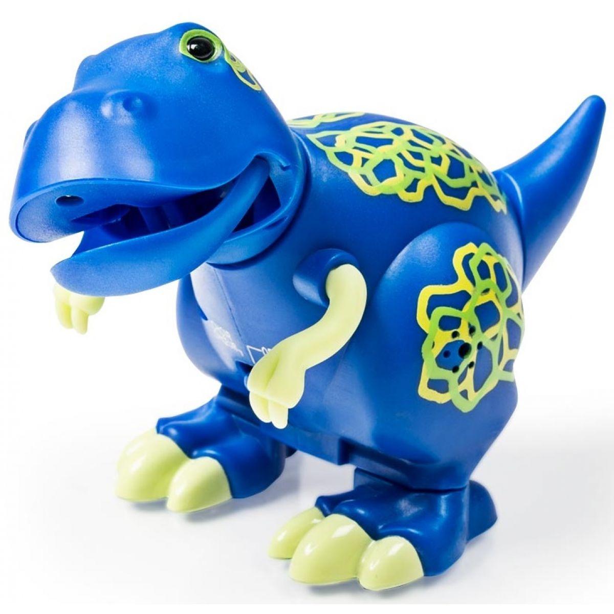 Silverlit DigiDinos Dinosaurus - Modro-zelená
