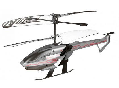Silverlit RC Helikoptéra Spy Cam III - Šedá