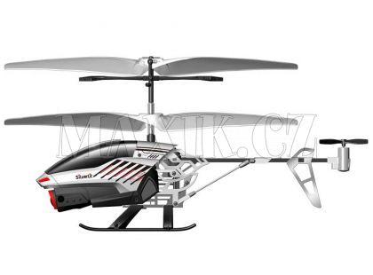 Silverlit RC Helikoptéra - Spy Cam II (s kamerou)