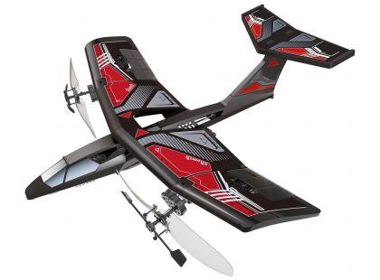 Silverlit RC Mini V-Jet Letadlo - Červená