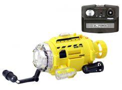 Silverlit RC Ponorka Spy Cam Aqua