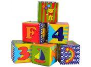 Simba ABC Měkké kostky s obrázky