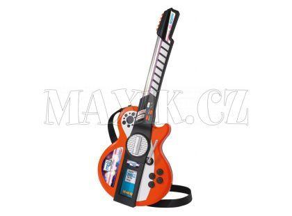 Simba Elektronická kytara - MP3 se světly