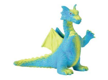 Simba Gumový strečový drak - Modrý drak