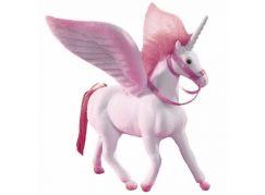 Simba Jednorožec s křídly 11cm - Růžová
