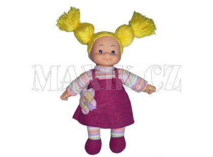 Simba Látková panenka Cheeky 38cm - Vlasy žluté nezapletené