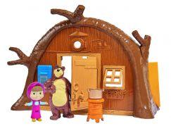 Simba Máša a medvěd Dům medvěda
