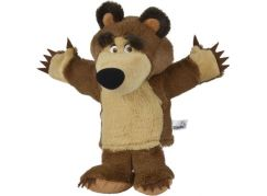 Simba Máša a medvěd Maňásek Míša 28 cm
