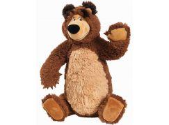 Simba Máša a medvěd Plyšový Medvěd 43cm