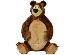 Simba Máša a medvěd Plyšový Medvěd 50cm