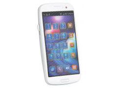 Simba Mobilní telefon s dotykovým displejem - Bílá
