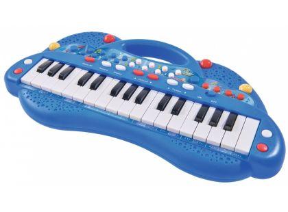 Simba My Music World Klávesy modrá