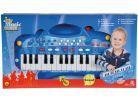 Simba My Music World Klávesy modrá 2