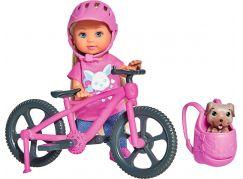 Simba Panenka Evička s bicyklem