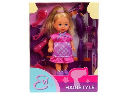 Simba Panenka Evička s dlouhými vlasy