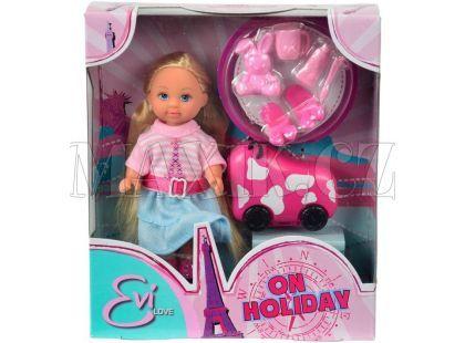 Simba Panenka Evička Na prázdninách - Blondýnka