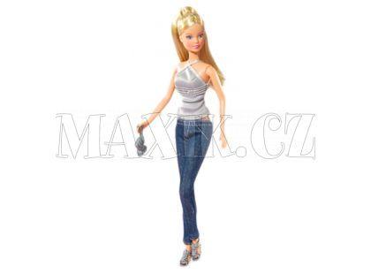 Simba Panenka Steffi Jeans Fashion - Šedý top