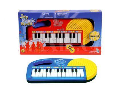 Simba Piáno 23 kláves