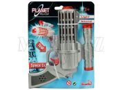 Simba Planet Fighter Laserová pistole 16cm
