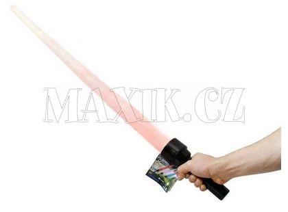 Simba Planet Fighter Světelný meč - Červená