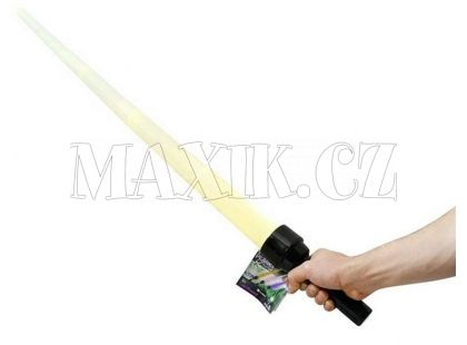 Simba Planet Fighter Světelný meč - Žlutá