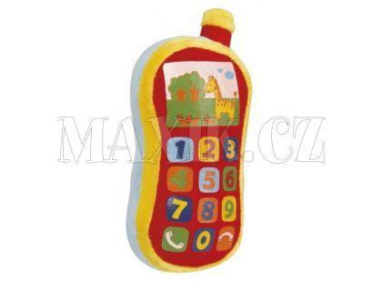 Simba Plyšový telefon se zvukem