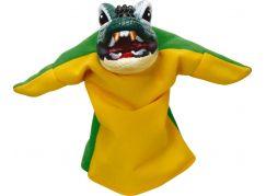 Simba Plyšový maňásek - krokodýl