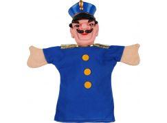 Simba Plyšový maňásek - policista