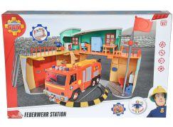 Simba Požárník Sam Hasičská stanice