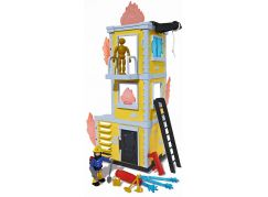 Simba Požárník Sam Hasičská věž 31cm