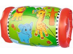 Simba Válec na lezení Zvířátka - červený