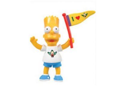 Simpsonovi Sběratelské figurky III.série - Bart s vlajkou