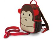 Skip hop Batůžek mini Zoo Opička