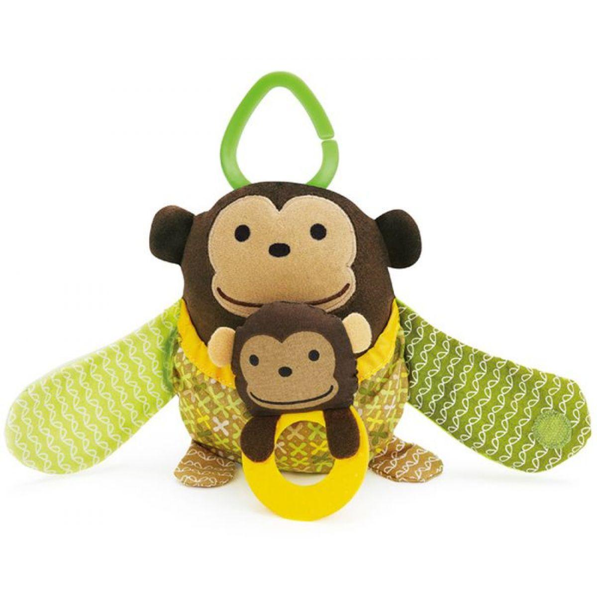Skip Hop Kamarádi na kočárek Opička