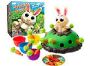 Skákající králíček - akční rodinná hra