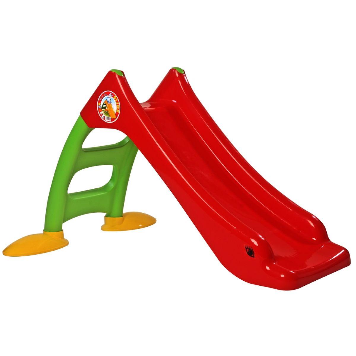 Skluzavka 130 cm - Červená