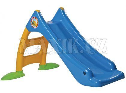 Skluzavka 130 cm - Modrá