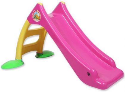 Skluzavka 130 cm - Růžová