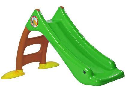 Skluzavka 130 cm - Zelená