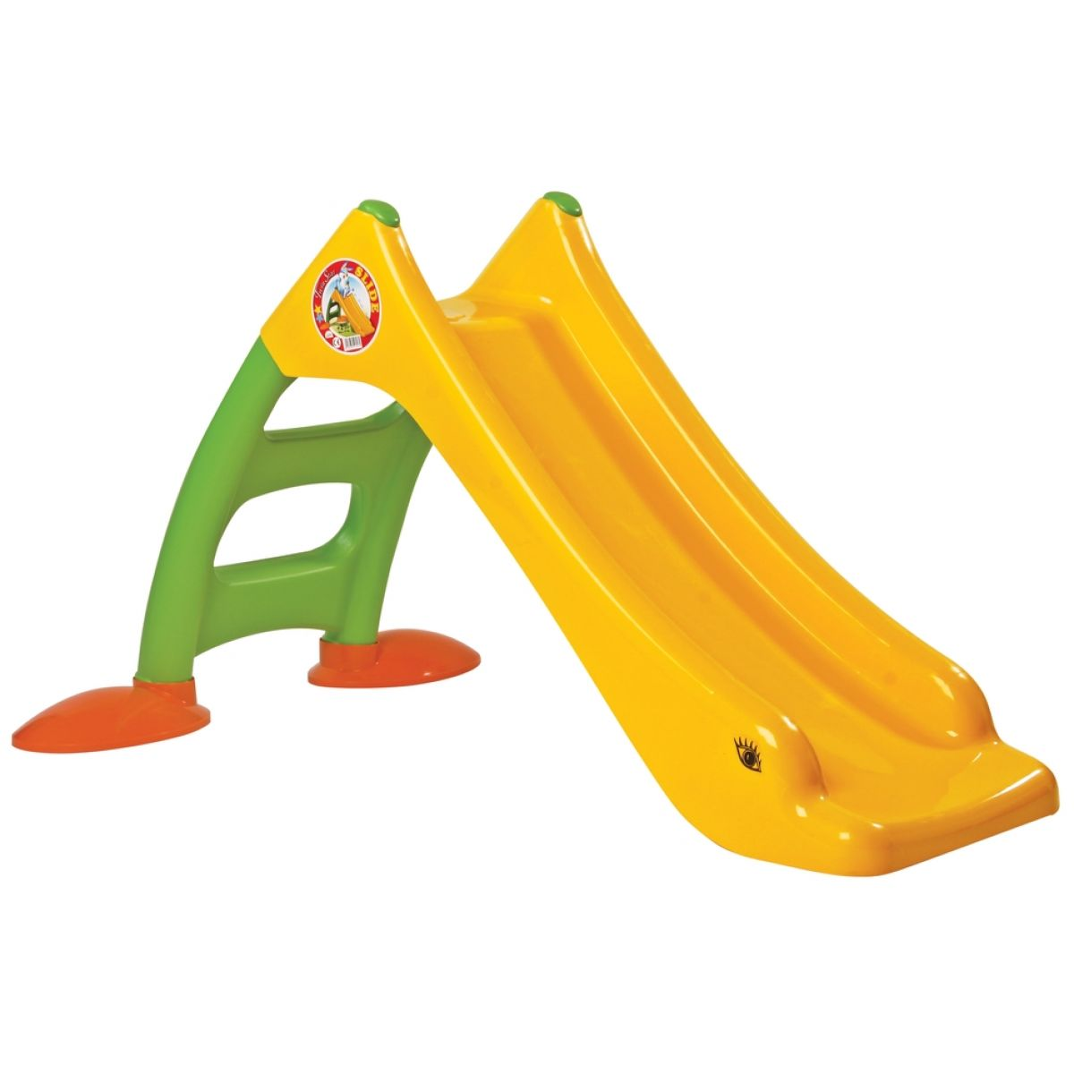 Skluzavka 130 cm - Žlutá