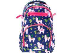 Školní anatomický batoh pro holky 4215