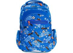 Školní anatomický batoh pro kluky 4220