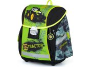 Školní batoh Premium Light traktor