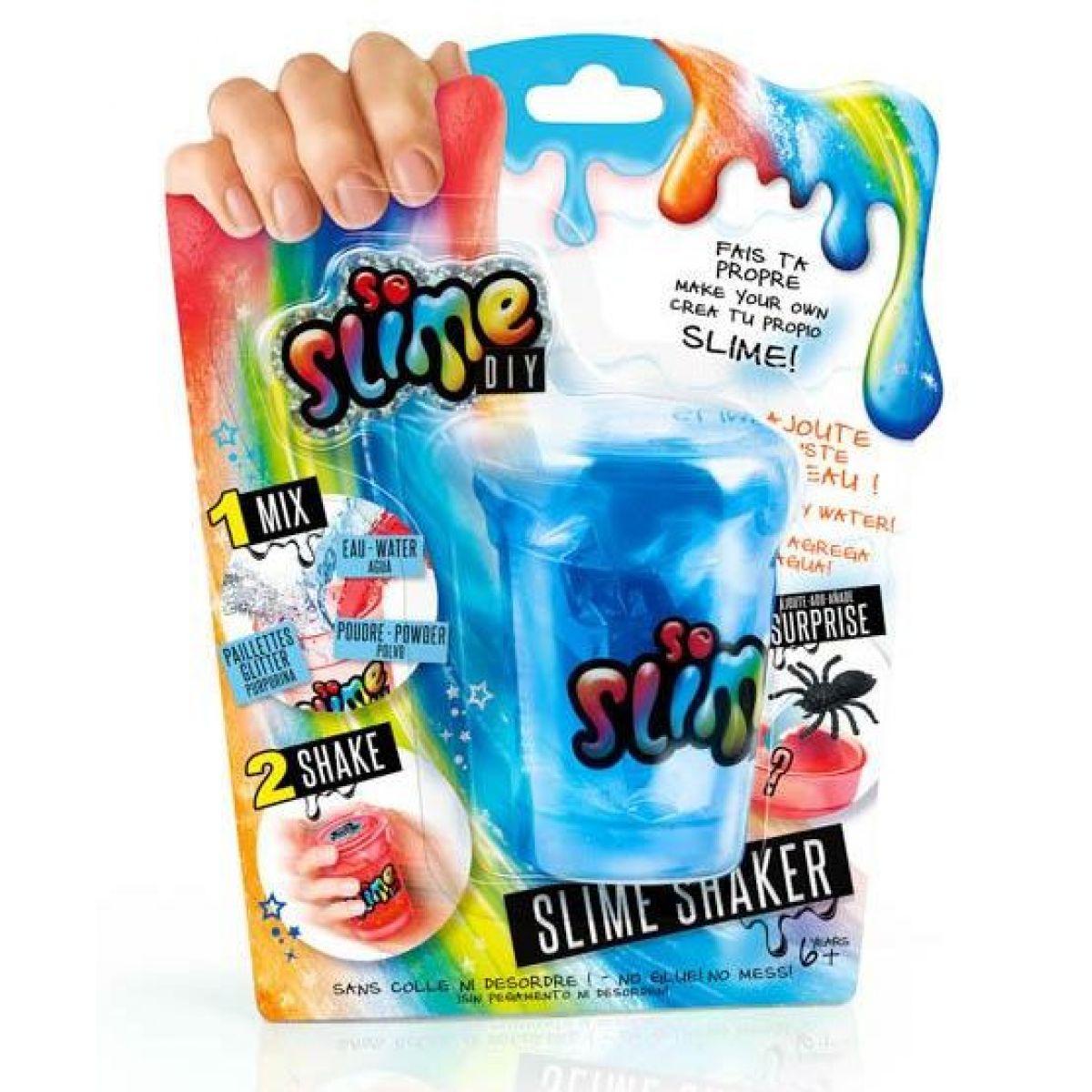 Slime sliz 1pack pro kluky modrý