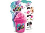 Slime sliz Bubble Kelímek růžový